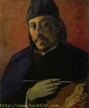 Self-portrait with Palette c.1894