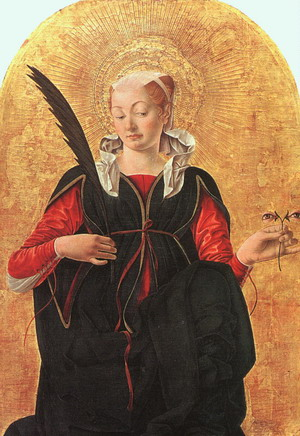 St. Lucy, after 1470