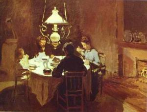 The Dinner. 1868