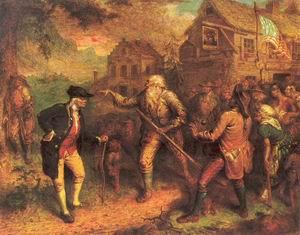 The Return of Rip van Winkle 1829