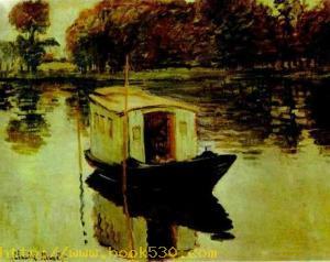 The Studio Boat. 1874