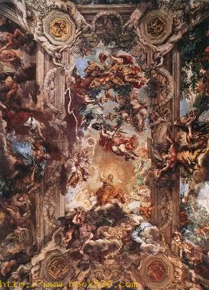 The Triumph of Divine Providence 1633-39