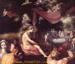 The Wedding of Peleus and Thetis (detail) 1593