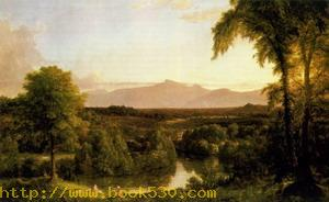 View on the Catskill EView on the Catskill Early Autumn 1837