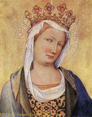 Virgin Mary 1422-23