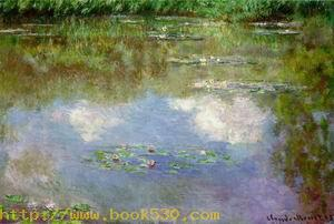 Water Lilies (The Clouds) 1903