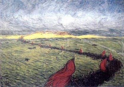 Defile de mai 1901