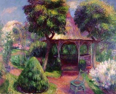 Garden at Hartford