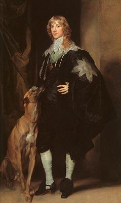 James Stewart, Duke of Richmond and Lennox