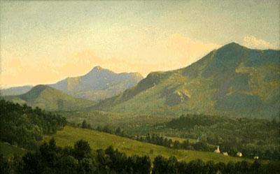 Moat Mountain and Mount Chocorua