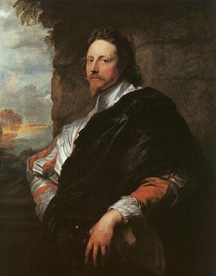 Portrait of Nicholas Lanier