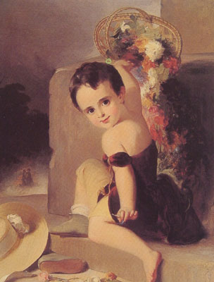 Portrait of Robert Fielding Stockton