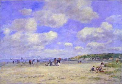 The Beach at Tourg