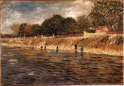 Banks of the Seine, The