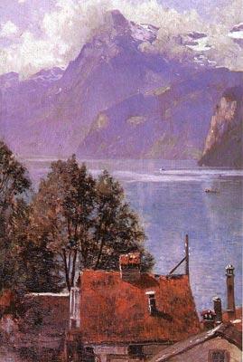 Brunnen, Lake Lucerne