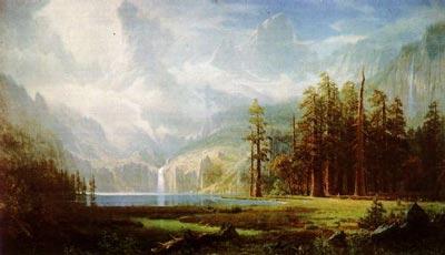 Grandeur of the Rockies