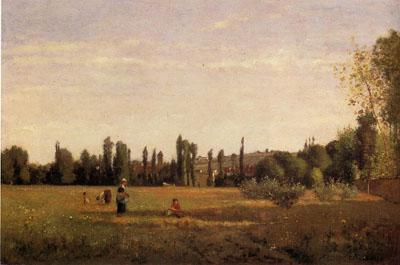 La Varenne-Saint-Hilaire, View from Champigny