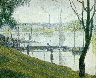 Le Pont de Courbevoie