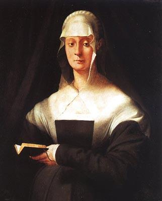 Portrait of Maria Salviati