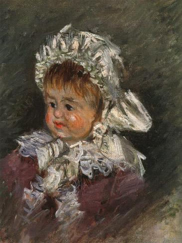 Portrait of Michel Monet as a Baby