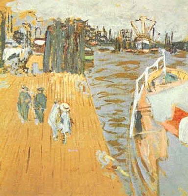 Quay Le Pouliguen
