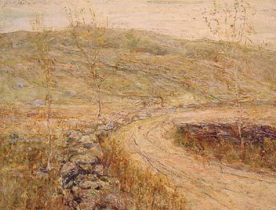 Road in Spring