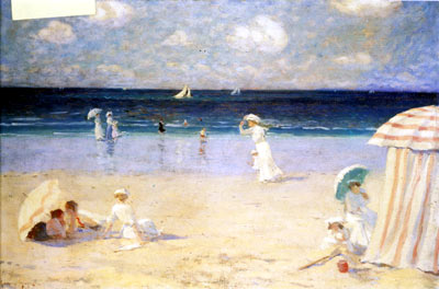 Summer Breeze at Dinard