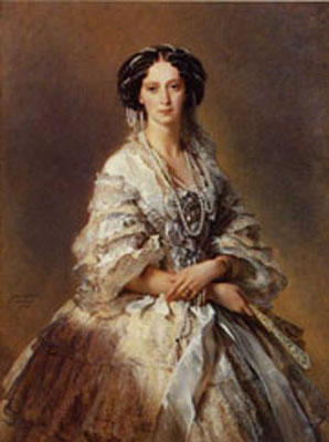 The Empress Maria Alexandrovna of Russia