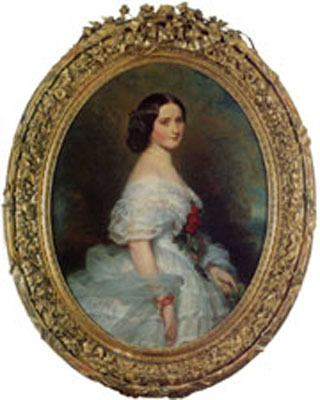 Anna Dollfus, Baronne de Bourgoing