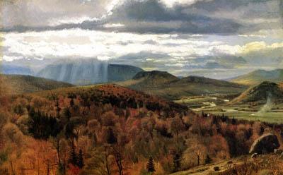 Autumn Landscape - Shelburne, VT
