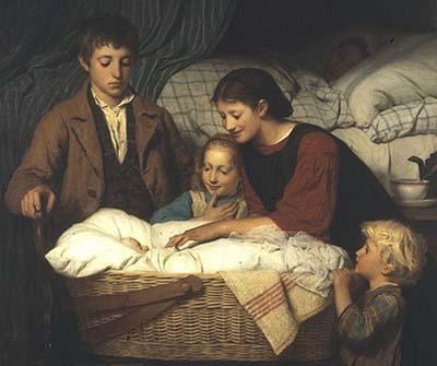 Der Neugeborene