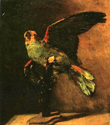 Green Parrot, The