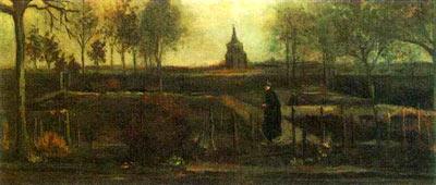 Parsonage Garden at Nuenen, The