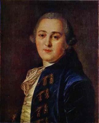 Portrait of N. A. Demidov