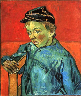 Schoolboy (Camille Roulin), The