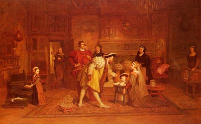 The Royal Nursery 1538