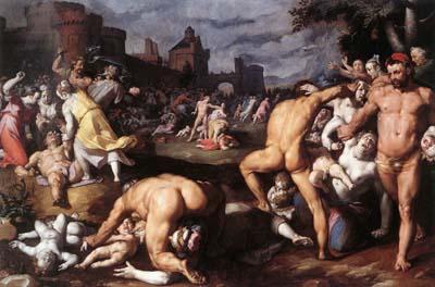 Massacre of the Innocents (1590)