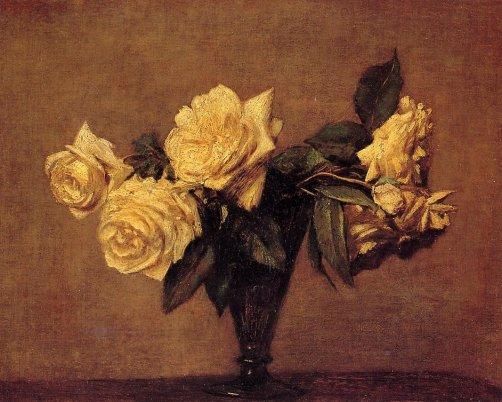 Henri Fantin-Latour - Roses 2
