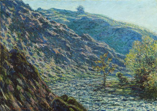 Claude Monet - A Corner of the Apartment