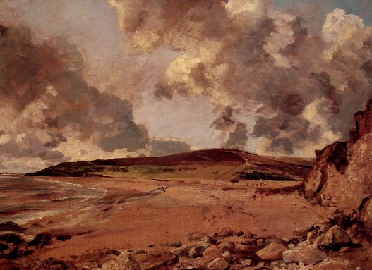 John Constable - Weymouth Bay 1