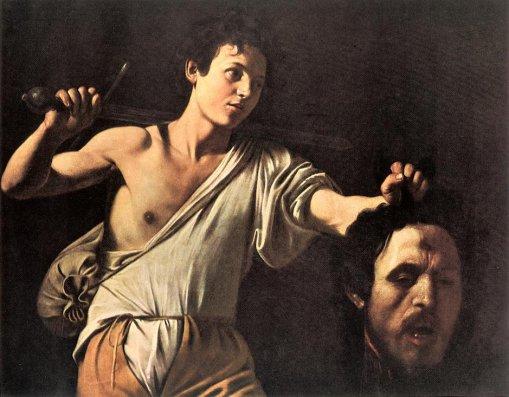 Caravaggio - David 2