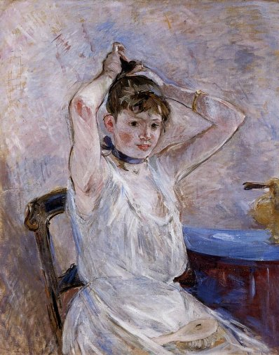 Berthe Morisot - The Bath