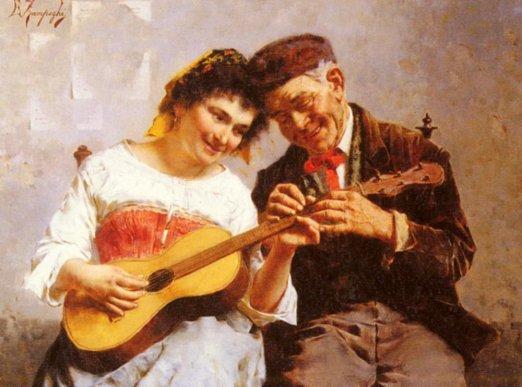 Eugenio Zampighi - A Private Concert