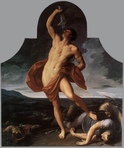 Guido Reni - The Triumph of Samson