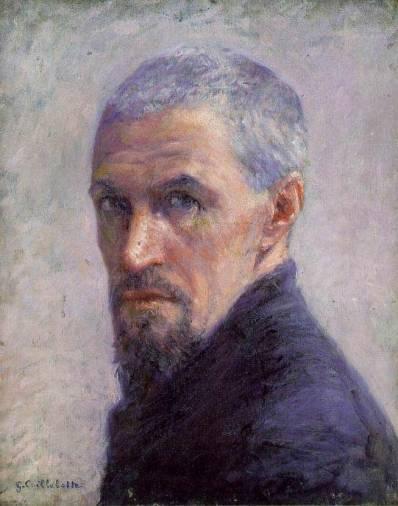 Gustave Caillebotte - Self Portrait 2