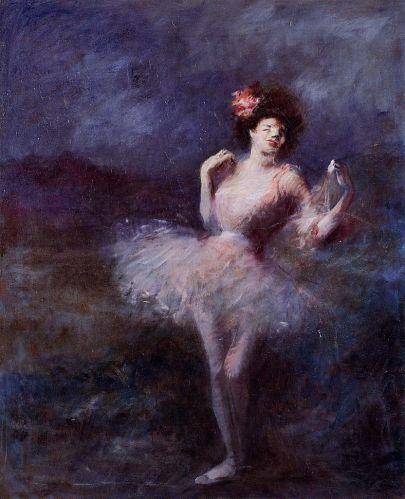 Jean-Louis Forain - Dancer