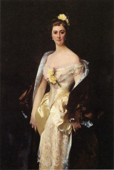 John Singer Sargent - Caroline De Bassano Marquise D-espeuilles