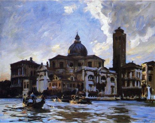 John Singer Sargent - Venice Palazzo Labia