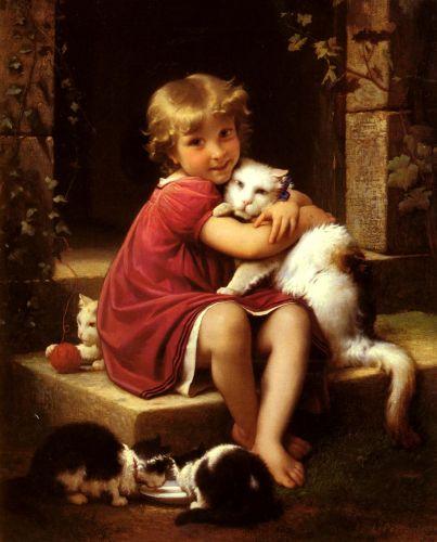 Leon Perrault - Her Favorite Pet