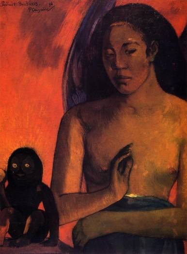 Paul Gauguin - Savage Poems